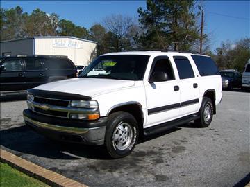 2001 Chevrolet Suburban for sale in Gray Court, SC