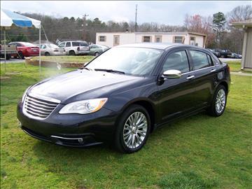 2012 Chrysler 200 for sale in Gray Court, SC