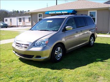 2006 Honda Odyssey for sale in Gray Court, SC