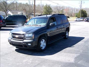 2006 Chevrolet TrailBlazer EXT for sale in Gray Court, SC