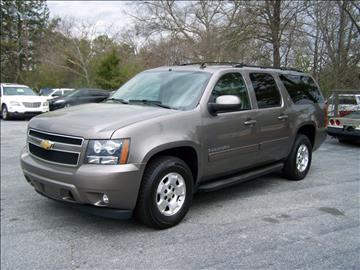 2012 Chevrolet Suburban for sale in Gray Court, SC
