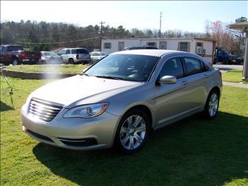 2013 Chrysler 200 for sale in Gray Court, SC