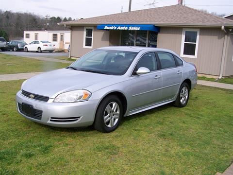 2010 Chevrolet Impala for sale in Gray Court, SC