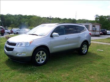 2010 Chevrolet Traverse for sale in Gray Court, SC