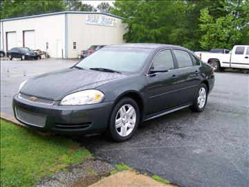 2013 Chevrolet Impala for sale in Gray Court, SC