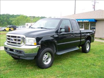 2004 Ford F-250 Super Duty for sale in Gray Court, SC