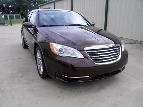 2013 Chrysler 200 for sale in Bossier City, LA