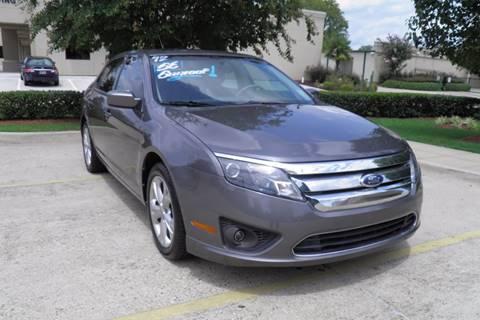 2012 Ford Fusion for sale in Bossier City, LA
