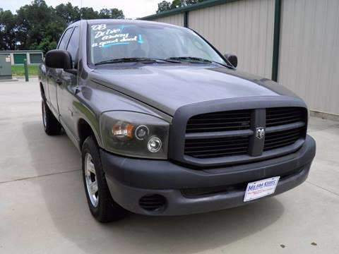 2008 Dodge Ram Pickup 1500 for sale in Bossier City, LA