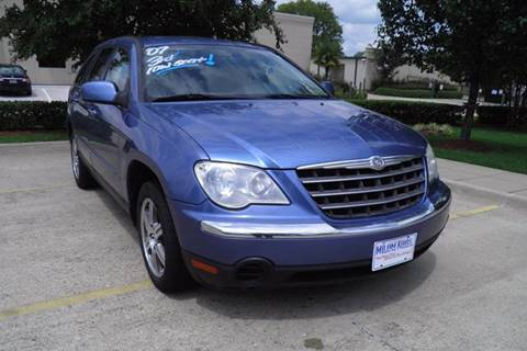 2007 Chrysler Pacifica for sale in Bossier City, LA