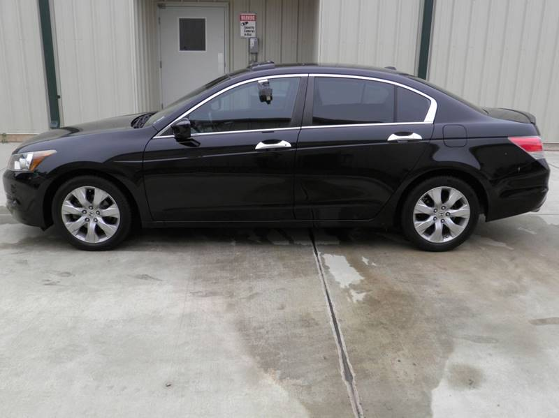 2009 honda accord ex l v6 4dr sedan 5a w navi in bossier. Black Bedroom Furniture Sets. Home Design Ideas