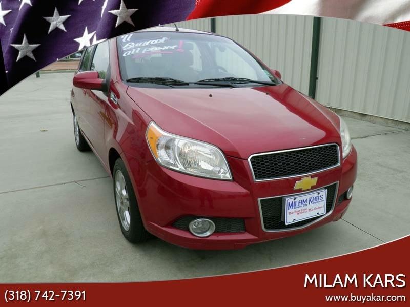 2011 Chevrolet Aveo Aveo5 Lt 4dr Hatchback W 2lt In Bossier City