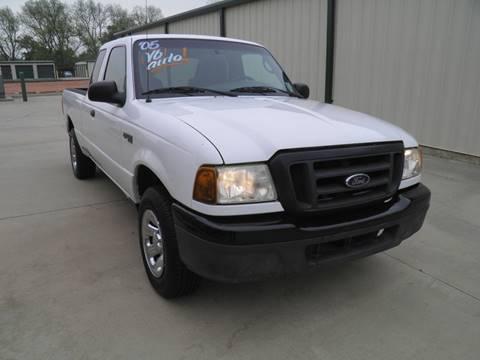Ford Trucks 2005