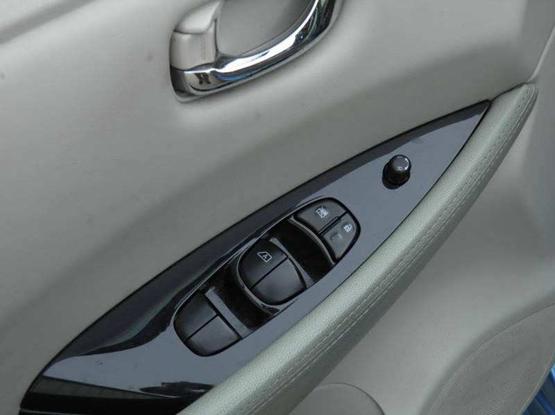 2012 Nissan LEAF SL 4dr Hatchback - Bossier City LA
