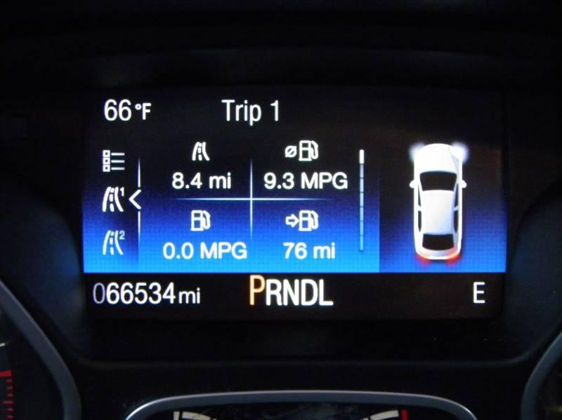 2016 Ford Focus SE 4dr Sedan - Bossier City LA