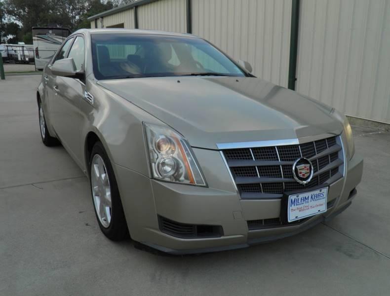 2008 Cadillac CTS 3.6L V6 4dr Sedan - Bossier City LA