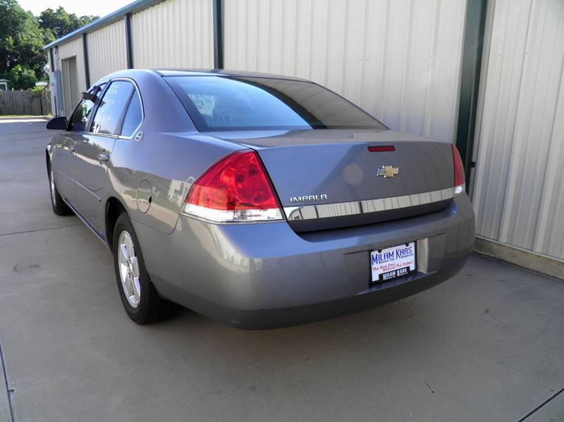2006 Chevrolet Impala LT 4dr Sedan w/3.5L w/ roof rail curtain delete - Bossier City LA