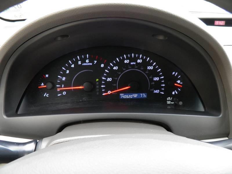 2010 Toyota Camry LE 4dr Sedan 6A - Bossier City LA