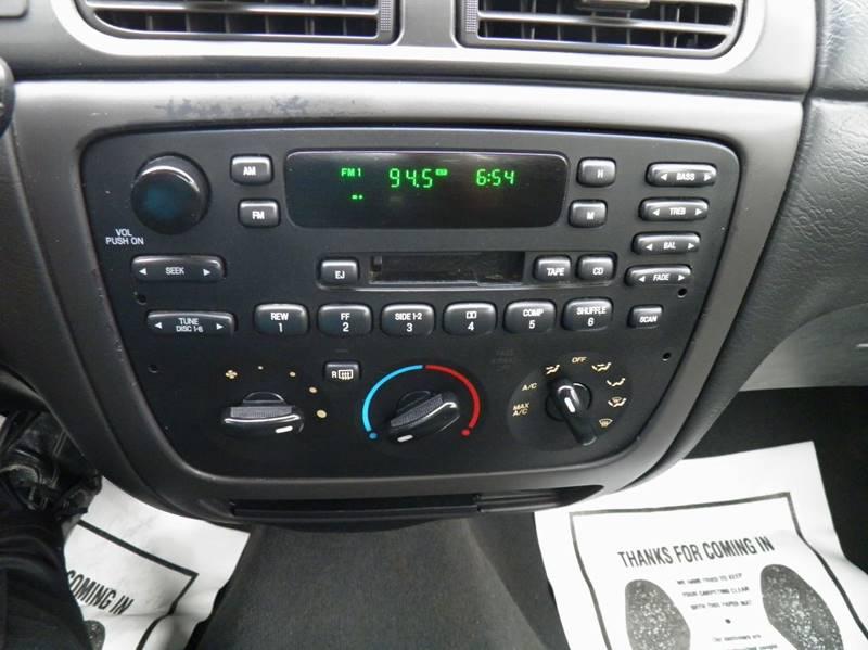 2007 Ford Taurus SE Fleet 4dr Sedan - Bossier City LA