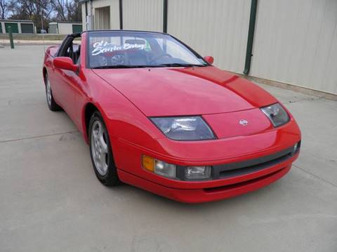 Nissan 300zx For Sale >> Nissan 300zx For Sale In Louisiana Carsforsale Com