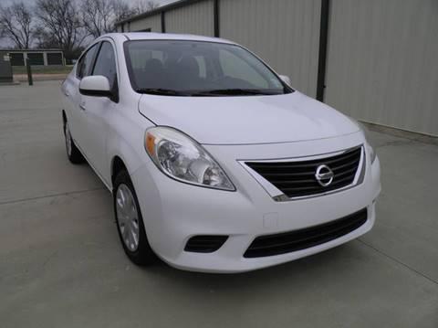 2012 Nissan Versa for sale in Bossier City, LA