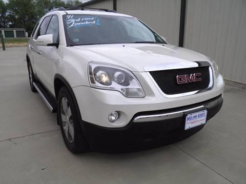 2011 GMC Acadia for sale in Bossier City, LA