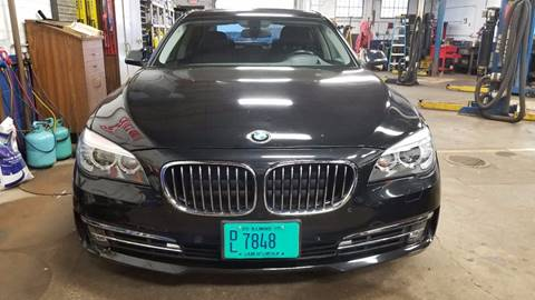 2013 BMW 7 Series for sale in Skokie IL