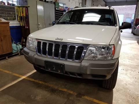 2002 Jeep Grand Cherokee for sale in Skokie, IL