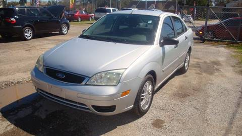 2005 Ford Focus for sale in Dickinson, TX