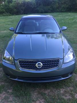 2006 Nissan Altima for sale in Winston Salem, NC