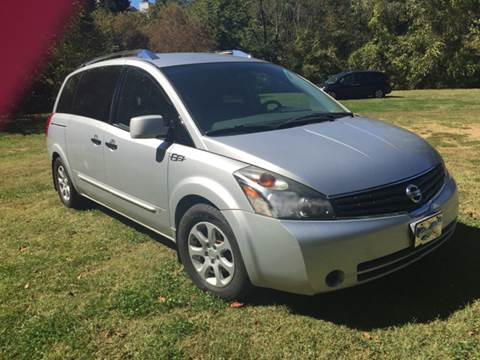 2008 Nissan Quest for sale in Winston Salem, NC
