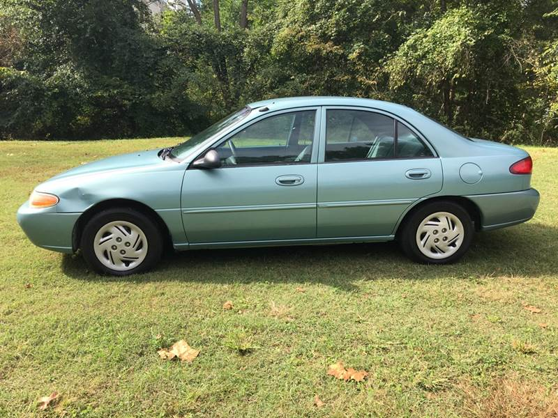 1998 Ford Escort for sale at Rodeo Auto Sales Inc in Winston Salem NC