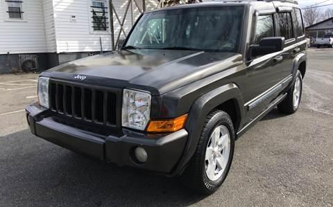 2006 Jeep Commander for sale in Winston Salem, NC