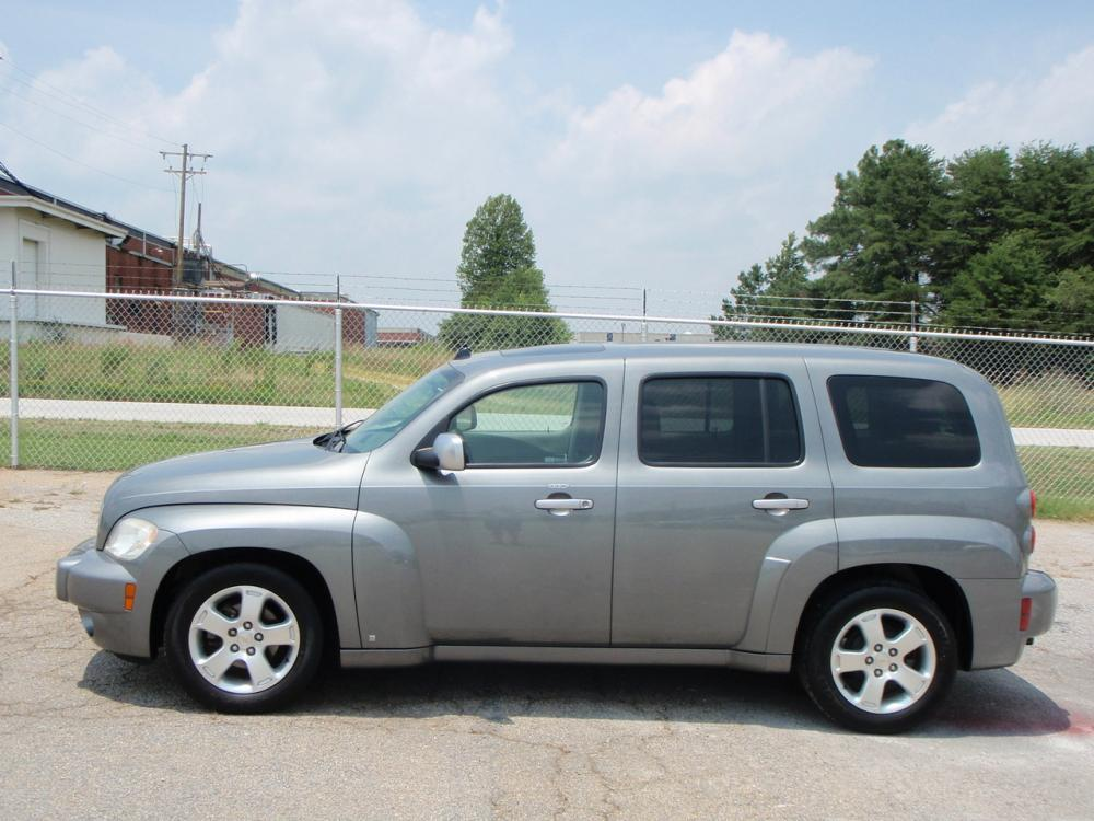 2006 CHEVROLET HHR LT 4DR WAGON gray new set of uniroyal tires16 inch aluminum wheelstouring su