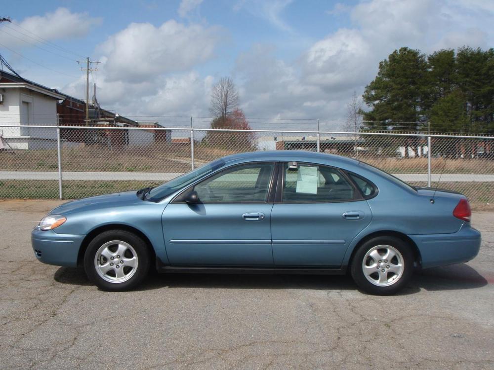 2006 FORD TAURUS SE 4DR SEDAN blue alloy wheelscompact discanti theft systemremote entry pl