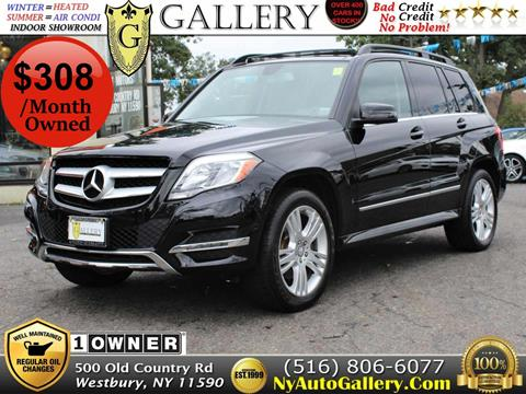 Mercedes benz glk for sale in new york for Mercedes benz poughkeepsie ny
