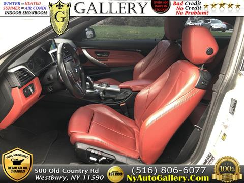 2016 BMW 4 Series for sale in Westbury, NY