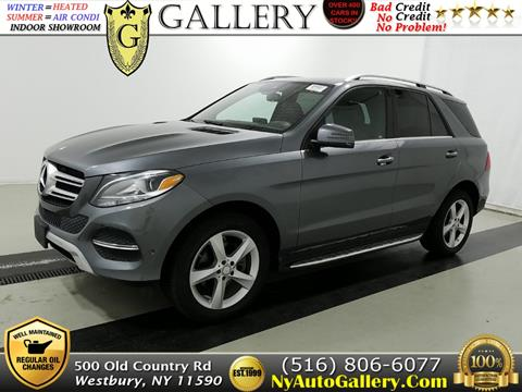 2017 Mercedes-Benz GLE for sale in Westbury, NY