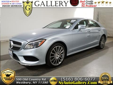 2015 Mercedes-Benz CLS for sale in Westbury, NY