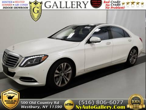 2016 Mercedes-Benz S-Class for sale in Westbury, NY