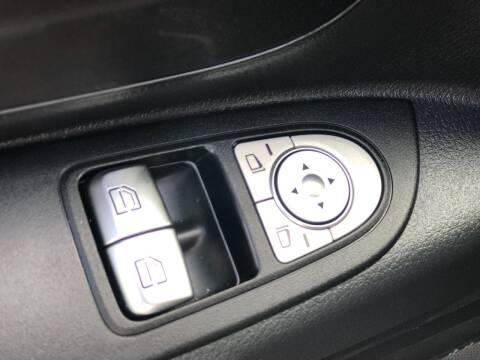 2018 Mercedes-Benz Metris