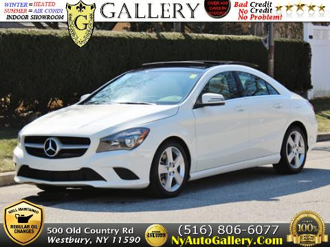 2016 Mercedes-Benz CLA for sale in Westbury, NY