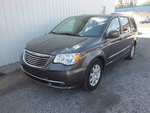 2016 Chrysler Town and Country for sale in Davenport, WA