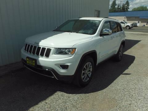 2016 Jeep Grand Cherokee for sale in Davenport, WA