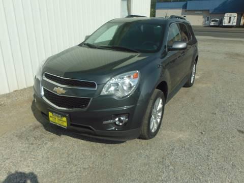 2011 Chevrolet Equinox for sale in Davenport, WA
