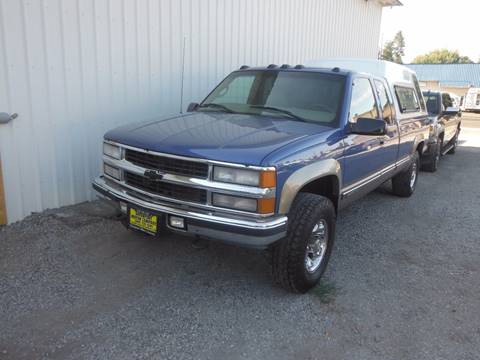 1997 Chevrolet C/K 2500 Series for sale in Davenport, WA