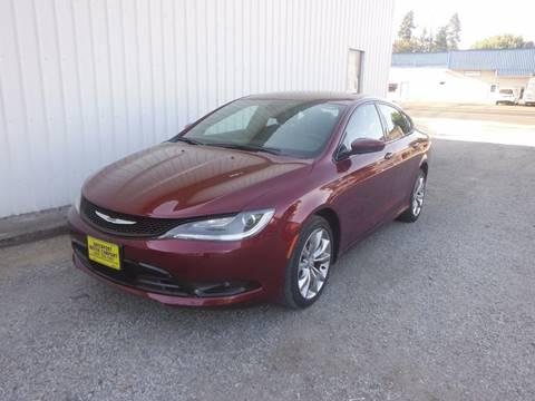 2015 Chrysler 200 for sale in Davenport, WA