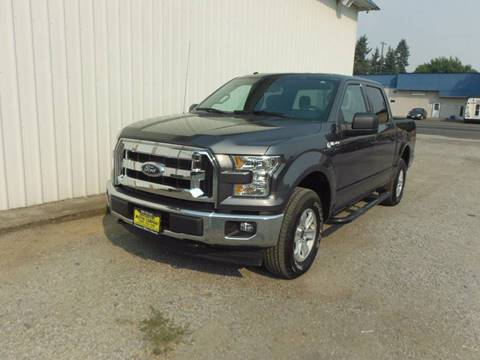 2017 Ford F-150 for sale in Davenport, WA