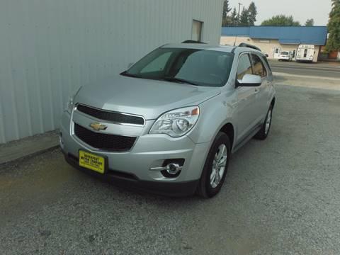 2012 Chevrolet Equinox for sale in Davenport, WA