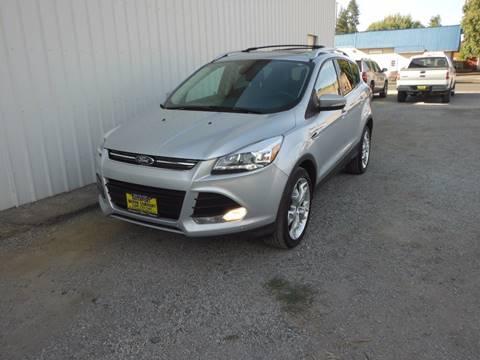 2013 Ford Escape for sale in Davenport, WA